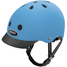 Nutcase Street Casque Enfant, bay blue matte